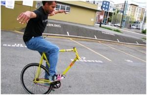 Monocyclist