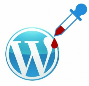 customised wordpress website
